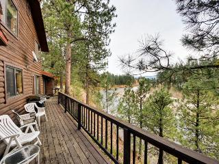 Revel Cabin on the South Fork of the Payette - Garden Valley vacation rentals