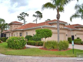 Beautiful pool and spa home overlooking golf course at Lely Resort. 90 day minimum - Naples vacation rentals