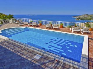 Holiday villa with a pool, Mlini, Dubrovnik - Dubravka vacation rentals