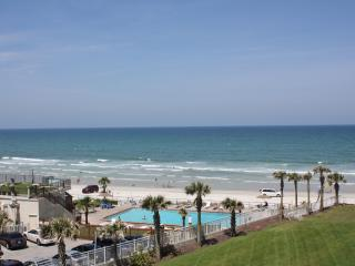 Ocean Front Condo at the Luxurious Ocean Vistas. - Ponce Inlet vacation rentals