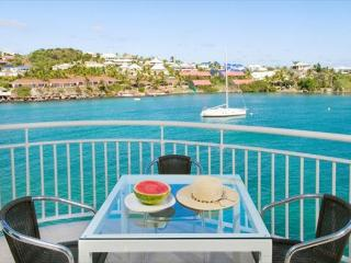 The lighthouse at Oyster Bay, located at the tip of a distinctive hideaway - Saint Martin-Sint Maarten vacation rentals