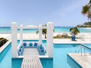 Gorgeous 3 Bedroom Beachfront Villa - Saint Martin-Sint Maarten vacation rentals