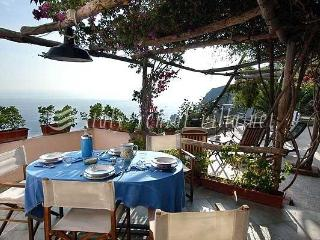 Torre A Mare - nice sea view from the garden - Amalfi Coast vacation rentals