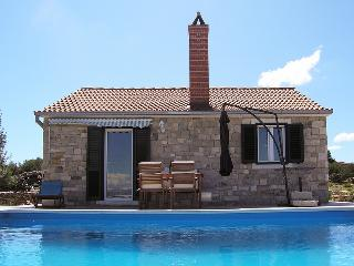 Cozy stone house with a pool, Postira, Brac - Skrip vacation rentals