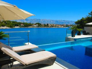 Luxury seafront villa for rent, Supetar, Brac - Image 1 - Croatia - rentals