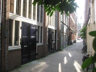 The Metropolitan private apartment with garden - Amsterdam vacation rentals