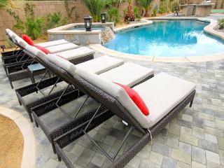 'Palmeras' Pool & Spa, Sport Court, Firepit - La Quinta vacation rentals