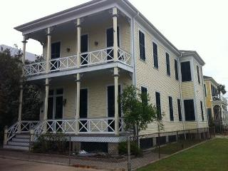 Large, East End Victorian, sleeps 15 - Galveston vacation rentals
