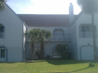 Canalfront, boat dock w/ slip, WiFi, great water views and fishing - Galveston vacation rentals