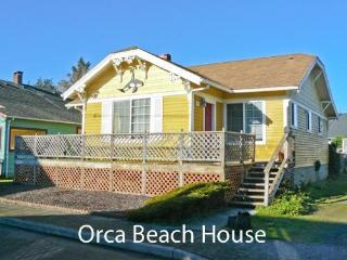 Orca Beach House - Seaside vacation rentals