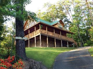 Golden Light, Morning Birdsong at Willow Ridge - Pigeon Forge vacation rentals