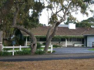 Ocean View Ranch Home - Pebble Beach vacation rentals