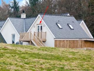 HEATHERLEE, cosy apartment, sea views, ideal touring base in Croy Ref 13813 - Grantown-on-Spey vacation rentals
