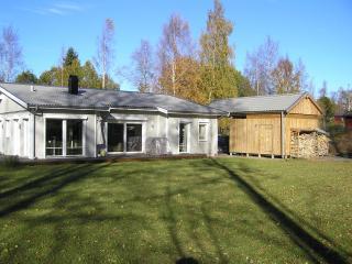 Luxurious home with sauna+WLan, near Lake Vättern - Sweden vacation rentals