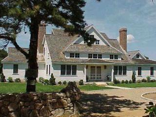 UPPER MAKONIKEY CONTEMPORARY WITH POOL & WATER VIEWS - WT PWEI-40 - West Tisbury vacation rentals