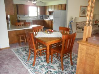 The Recker House - Elma vacation rentals