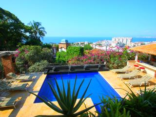Exclusive 9 Bd Private Villa, pool, Ocean Views - Puerto Vallarta vacation rentals