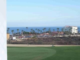 Ocean + Golf View! - walk to beach & village, 2bd - San Jose Del Cabo vacation rentals
