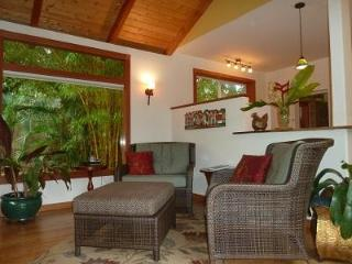 Romantic Cottage in a Secluded Tropical Garden - Naalehu vacation rentals