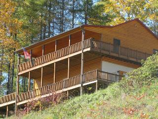 Jacks Creek Cabin Rental Burnsville NC - Burnsville vacation rentals