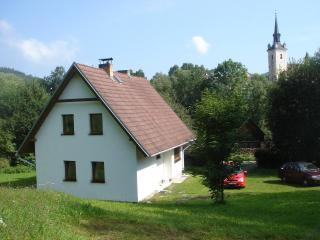 Comfortable cottage in a small village in Bohemia - Cesky Krumlov vacation rentals