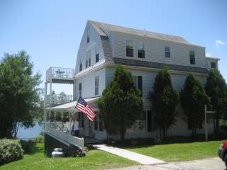 New England 1890 House with part water view - Boothbay Harbor vacation rentals