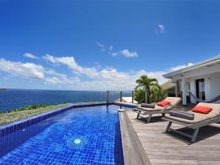 Domingue at Pointe Milou, St. Barth - Ocean View, Amazing Sunset View, Complete Privacy - Pointe Milou vacation rentals