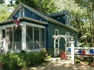 Classic 5BR Michigan Cottage Minutes To the Beach - Lakeside vacation rentals