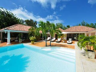 SPECIAL OFFER: St. Martin Villa 88 Lounge Around The Crystal Clear Pool In Complete Privacy, And At Night You Will Want To Gaze  - Saint Martin-Sint Maarten vacation rentals
