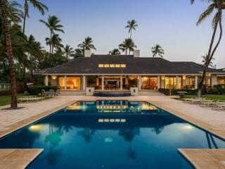 Oceanfront and exclusive 6 bedroom Estate near Mauna Kea Beach - Puako vacation rentals