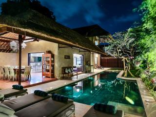 VILLA ELLEO SEMINYAK 4 BEDROOM 4 BATH - SLEEPS 9 - Bali vacation rentals