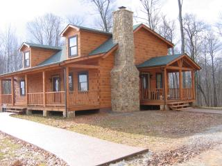 Woodscape Cove Cabin - Jamestown vacation rentals