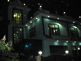 Exterior view at Night - BalaJi Bed and Breakfast (A true HOME AWAY HOME) - Greater Noida - rentals