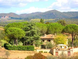 Podere Lucignano Secondo - Apt. La Mangiatoia - Gaiole in Chianti vacation rentals