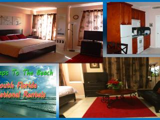 Large Studio, Ocean Front hotel, free WiFi - Hollywood vacation rentals