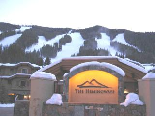Ski-in, Ski-out condo located at the base of Baldy - Sun Valley vacation rentals