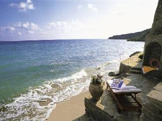 Nestled on private beach, Imperial Spa Villa with serene heated pool & jacuzzi - Zakynthos vacation rentals