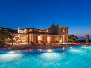 Experience Palace - Stunning Gated Villa with Panoramic Sea View & Private Pool - Zakynthos vacation rentals