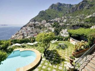 Villa Affresco - Stunning villa with pool & views of Positano and the gulf, 500 metres to the beach - Positano vacation rentals
