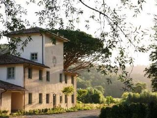 Nestled in a private garden, Valle is comprised of main house and guest house-  ideal for groups - Pisa vacation rentals