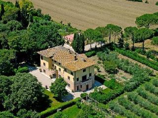Villa de Angelis set in the lovely Umbrian countryside with a private chapel - Magione vacation rentals