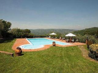 Restored 18th Century Villa dell'Angelo on 18 Acres with Saline Pool & Mountain Views - Montecatini Terme vacation rentals