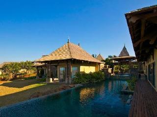 Villa Alcyone 12 offers a home theatre, infinity pool and resort amenities - Mauritius vacation rentals