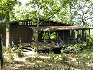 Our Place in the Woods- Private 3 Bedroom Cabin near Lake and SDC - Branson vacation rentals