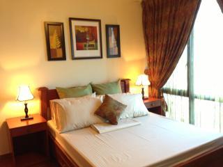 Modern Oriental 2 Bedroom Suite in Eastwood City - Quezon City vacation rentals
