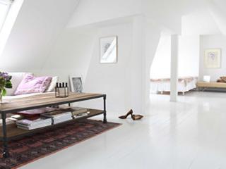 Beautiful attic Copenhagen apartment at Christianshavn - Copenhagen vacation rentals