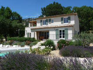 Luberon Vacation Rental with Private Pool, WiFi, Fabulous Views, and Walk to Village - Puyvert vacation rentals