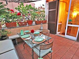 Flower Penthouse in Monteverde - Rome vacation rentals