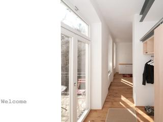 Bright + decent architect's residence near AKH - Vienna vacation rentals