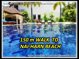 New Lovely Beach Apartment @ Superb NaiHarn Beach - Nai Harn vacation rentals